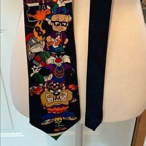 Looney Tunes Mania tie